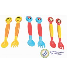 BabySafe baby Fork and spoon
