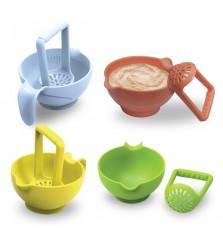 BabySafe Food Masher Bowl