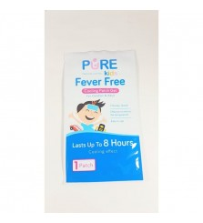 purekids fever free HARGA 1 PATCH SACHET