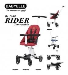 Babyelle Baby Elle Stroller Rider BS 1688 Kereta Dorong Baby Cabin