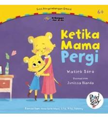 Buku Pengembangan Emosi : Ketika Mama Pergi