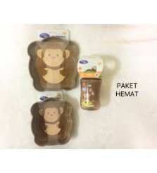 PAKET HEMAT BabySafe Peralatan Makan