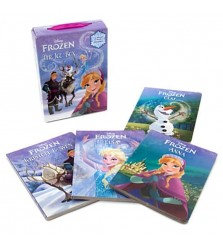 Buku cerita anak : Disney Frozen The Ice Box