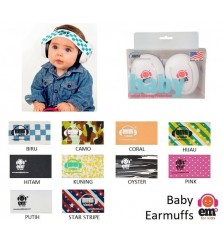 Earmuff Baby EMS (penutup kuping bayi)