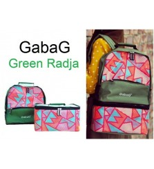 Cooler Bag Gabag Green Radja