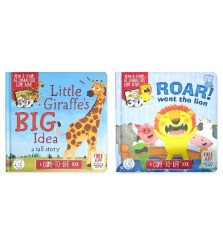 The Hippo Books augmented reality dan 3D