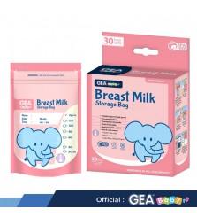 GEA BABY Breastmilk Storage Bag safari edition