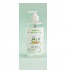 Pureco Liquid dish and bottle soap home size 500ml