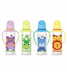 BabySafe Feeding Bottle 250ml 126ml JS 005