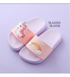 Sandal Slipper / sandal wanita motif unicorn