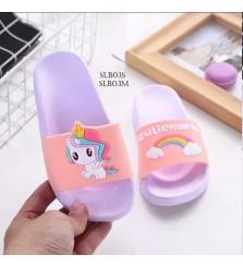 Sandal Slipper / sandal anak perempuan Little Pony
