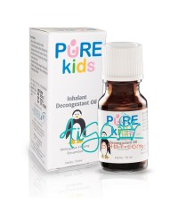 PureBaby inhalant decongestant oil