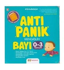 Buku Anti Panik Mengasuh Anak 0-3 tahun Anak