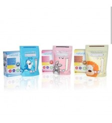 Natural Moms Breastmilk Milk Bags kantong asi 100ml