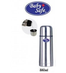 BabySafe stainless steel vacuum flask termos air 350ml