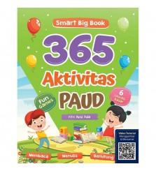 SMARTBIGBOOK 365Aktivitas PAUD Membaca menulis berhitung Cikal AKSARA