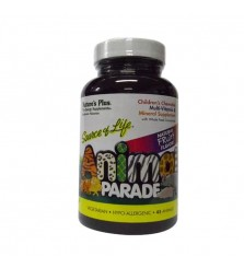 NaturesPlus Animal parade multi-vitamin 45 tablets