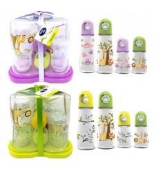 Babysafe bottle rack set paket kado gift set