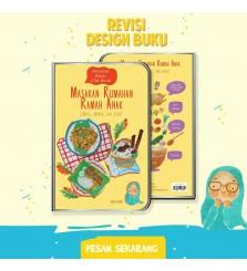 Buku Amunisi Atasi GTM Anak Masakan Rumahan Ramah Anak