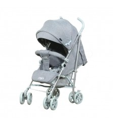 Pliko 518AL Mini Grey Stroller