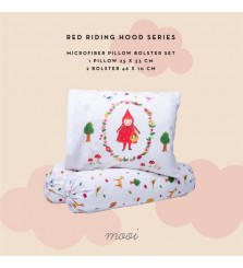Mooi Pillow & Bolster Set