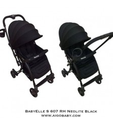 BabyElle S607 Black Neolite