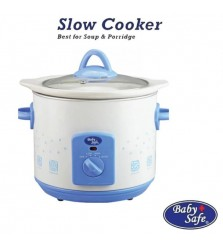 BabySafe Slow Cooker Best for Soup and Porridge