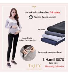 Tally 8878 Legging Hamil / celana panjang hamil