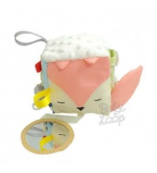 Baby Loop Sensory Cube Foxy mainan anak