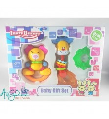 LUSTY BUNNY Baby Gift set TOY