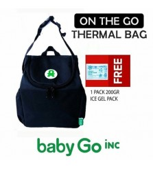 BabyGo Inc On The Go Thermal Bag
