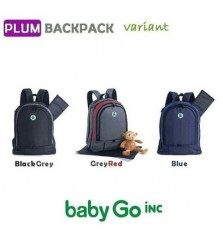 BabyGo Inc Plum Backpack