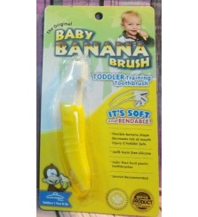 Baby Banana Toddler Toothbrush
