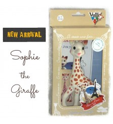 Sophie Le Giraffe Teether