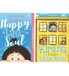 Paket Happy Little Soul dan Kirana Happy Little World