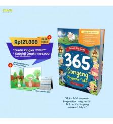 Buku cerita anak Smart Big Book 365 Dongeng Pengantar tidur