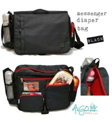 Diaper Bag Messenger Style