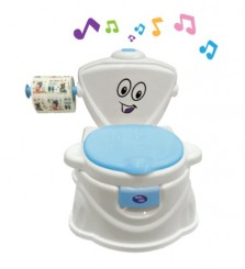 BabySafe Train to Flush Potty