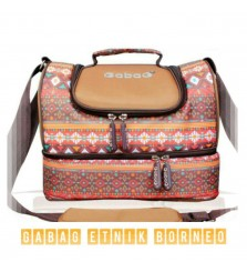 GabaG Cooler Bag Ethnic Borneo