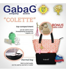 GabaG Cooler Bag Collete