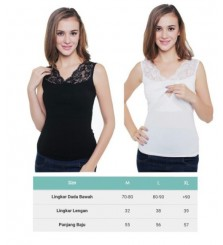 Lace Vest Nursing Top