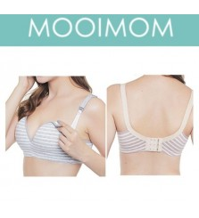 Stripe Maternity & Nursing Bra