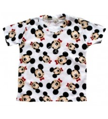 Baby Shirt Mickey Mouse