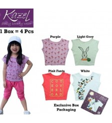 Kazel T-Shirt Butterfly Edition