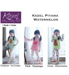 Piyama Kazel for Girl Watermelon Edition