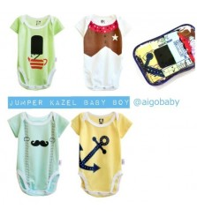 Kazel Bodysuit Boy / Jumper