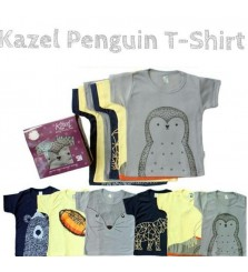 Kazel T-Shirt Pinguin Edition