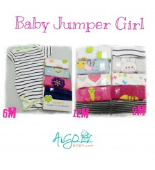 Jumper Short Sleeve Girl (isi 5)