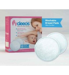 Cleeos washable breast pads
