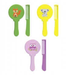 Baby safe Brush and Comb Set